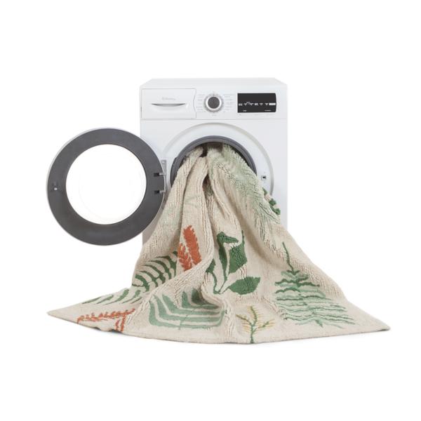 Lorena Canals vloerkleed wasmachine